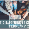 What's happening at GRMC?- February 2020 Issue
