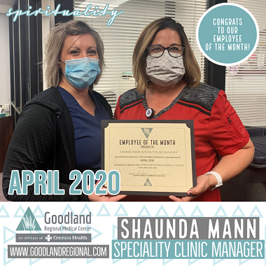 Employee of the Month- April 2020 web
