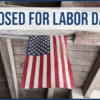 GRMC/ GFHC closed on Monday, September 6, 2021, in observance of Labor Day!