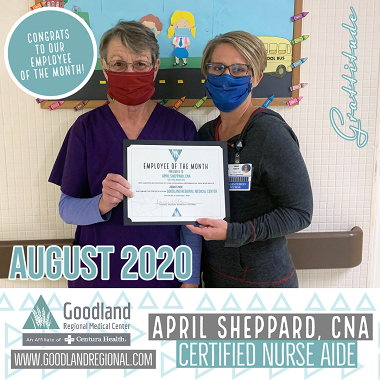 Employee of the Month- August 2020 web