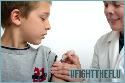 It's time to #FightTheFlu