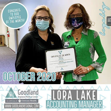Employee of the Month- October 2020 web