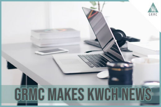 GRMC Makes KWCH News on October 29, 2020